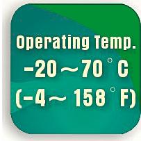 Operating Temperatur