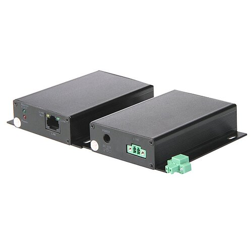 Bild 3 - Ethernet Extender point-to-point oder point-to-multipoint über 2-Draht
