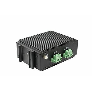 Industrie Ethernet Extender PoE point-to-point oder point-to-multipoint über 2-Draht