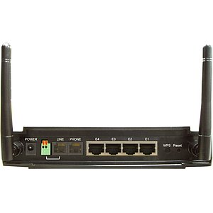 VDSL2 Modem und Router mit Switch, Access Point und Vectoring, Telekom VDSL2 kompatibel