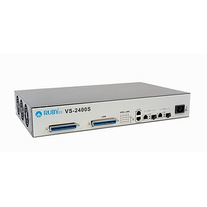 VDSL2 24-Port Switch/DSLAM VS-2400S ohne Splitter